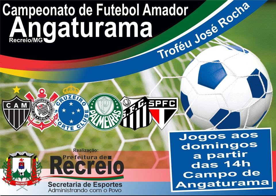 Campeonato de Futebol em Angaturama